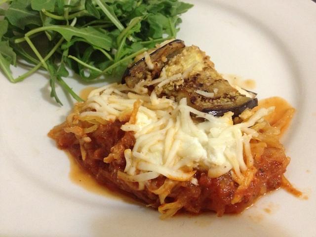 lasagna upclose