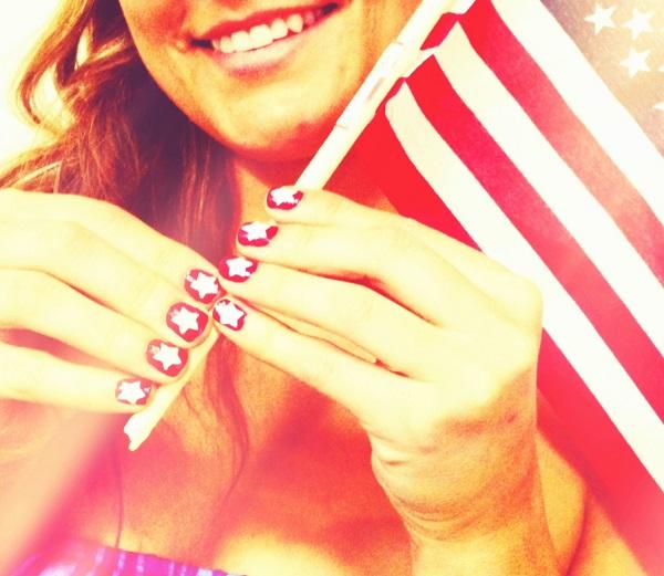 nails-flag