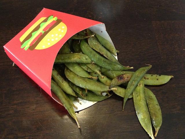split fries
