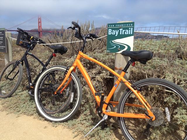bikes trail