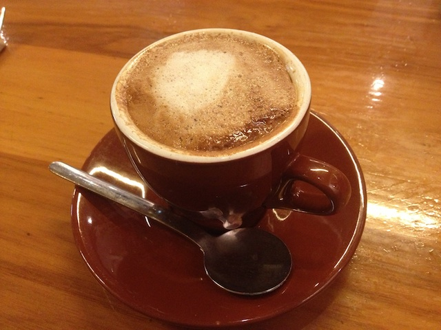 plant coffee