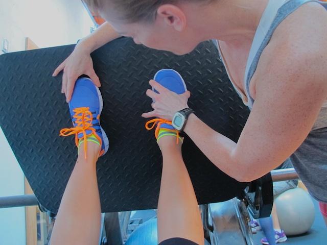 women's leg press