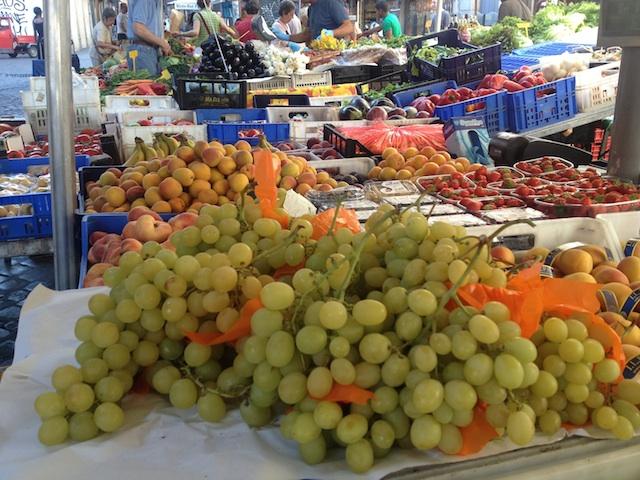 farmers market italy