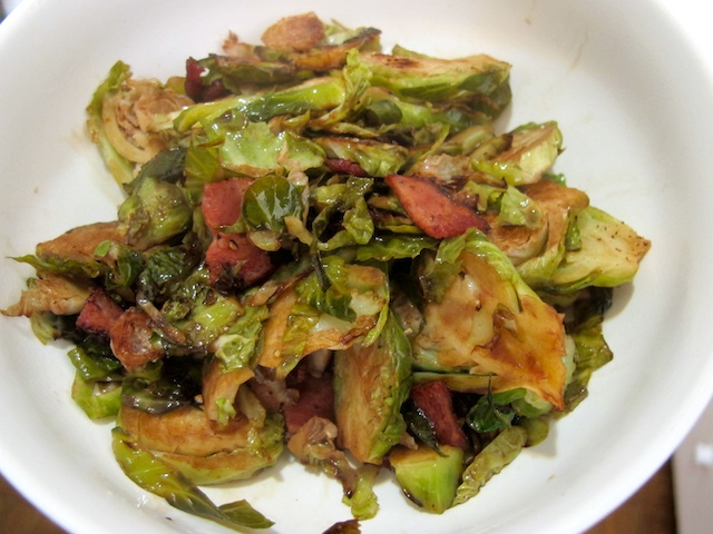 balsamic-glazed-brussels-sprouts-bacon