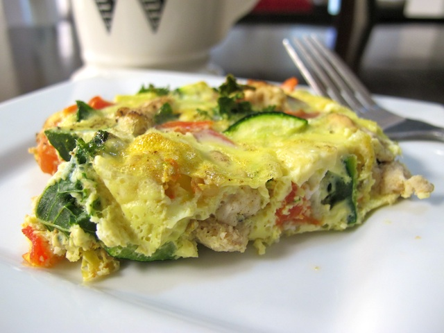 single-up-close-frittata