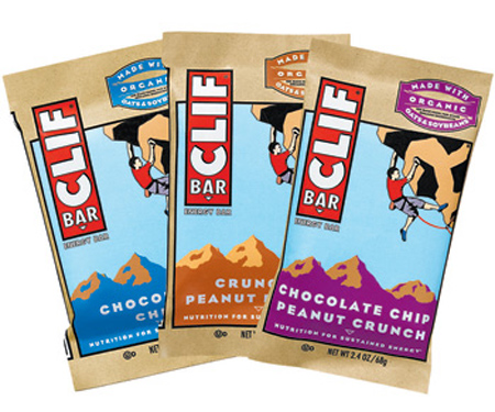 CLIF Bars Are Candy Bars - Whitney E  RD