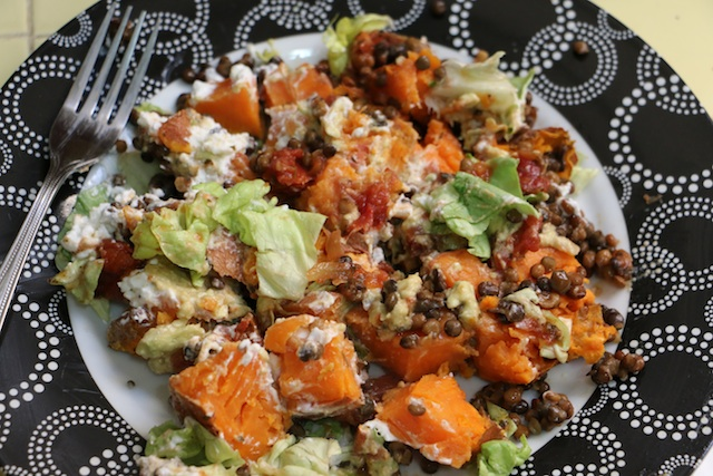 mexican-baked-sweet-potato-cut-up