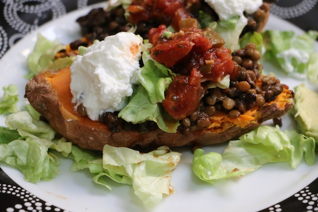 mexican-baked-sweet-potato
