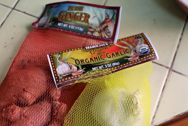 garlic-ginger