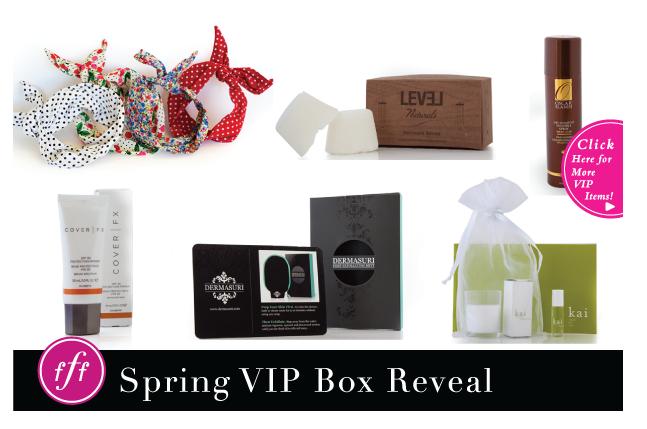 fabfitfun spring vip box