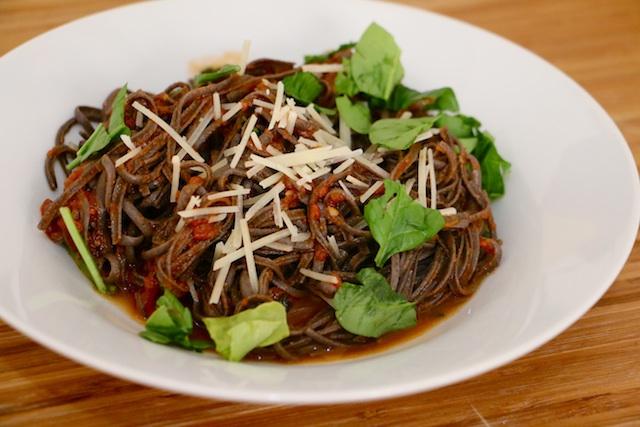 black-bean-pasta-sauce