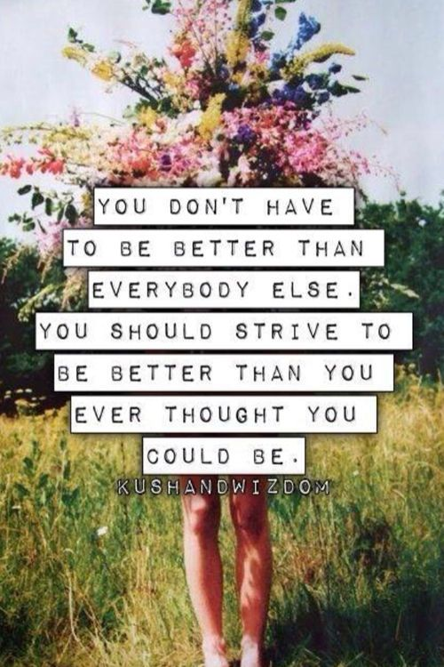 be-better-than-you