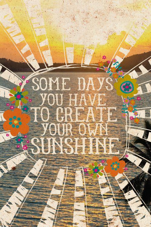 create-your-sunshine