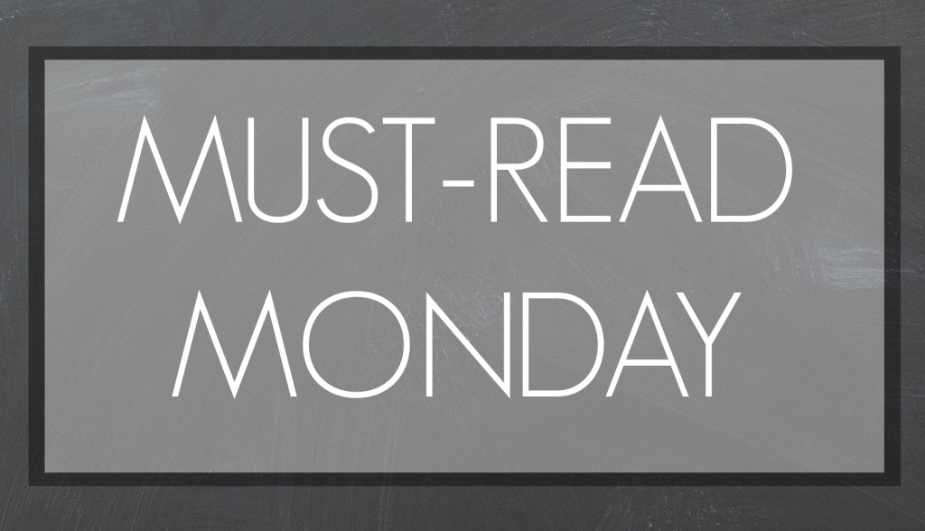 must-read-monday