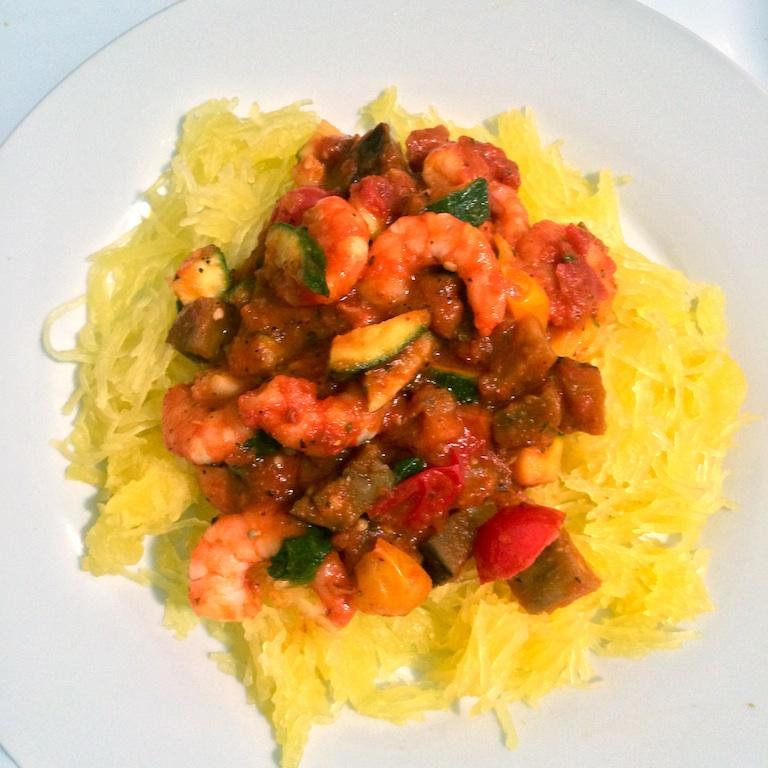 shrimp-marinara-spaghetti-squash