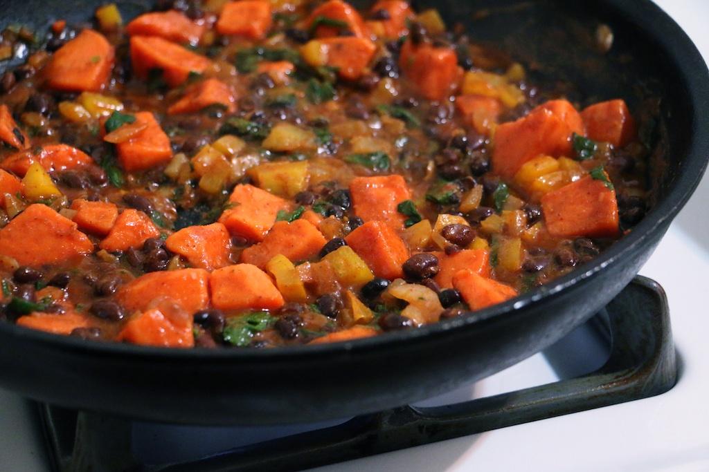 vegan-enchilada-filling