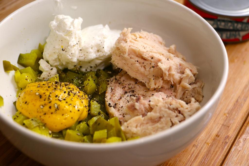 recipe: tuna salad calories no mayo [38]