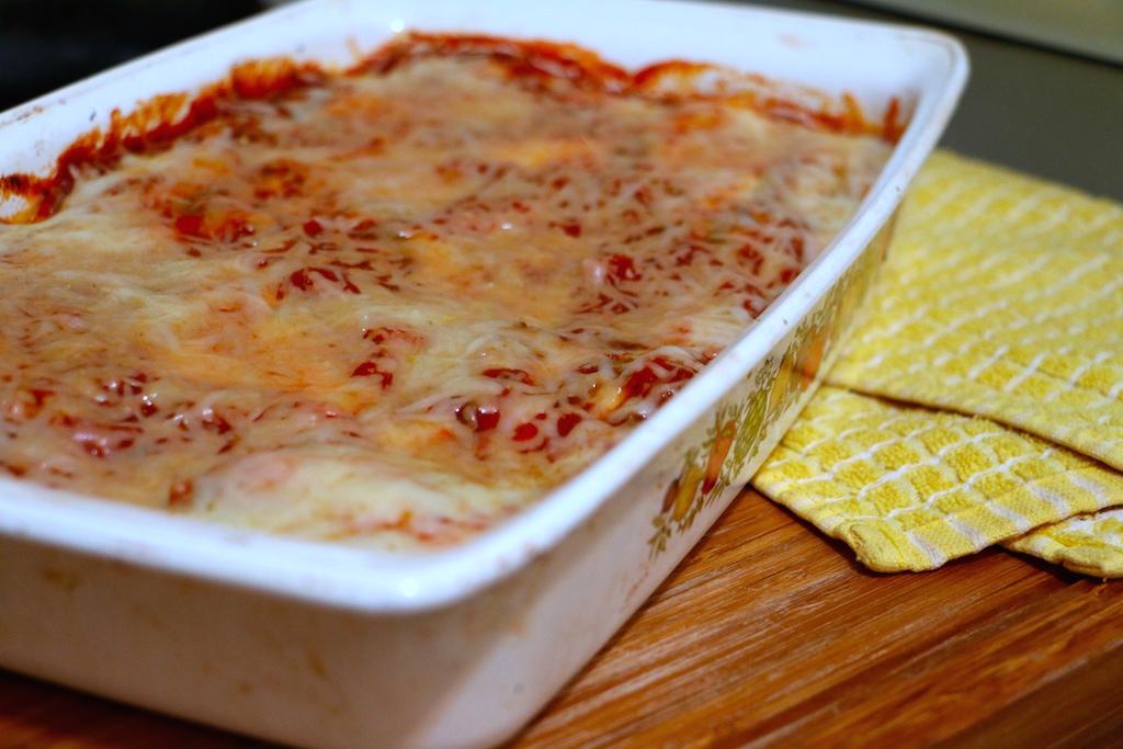 Eggplant Lasagna 2