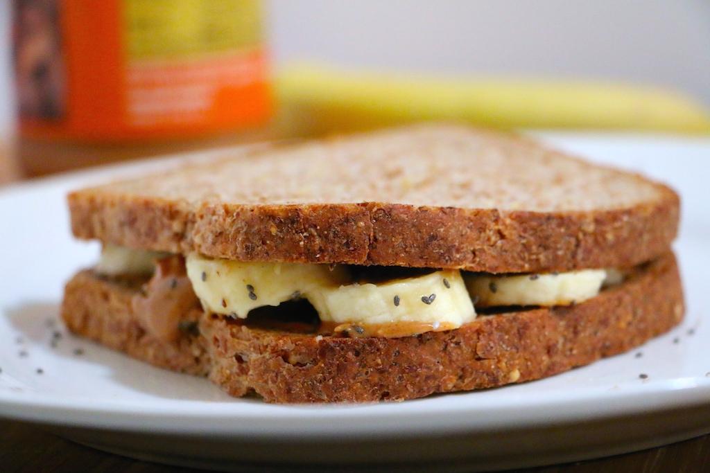 Peanut-butter-banana-sandwich