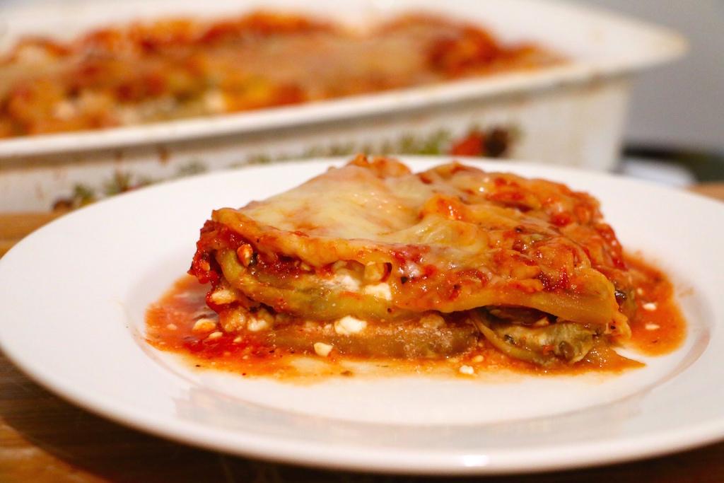 eggplant-lasagna-cottage-cheese