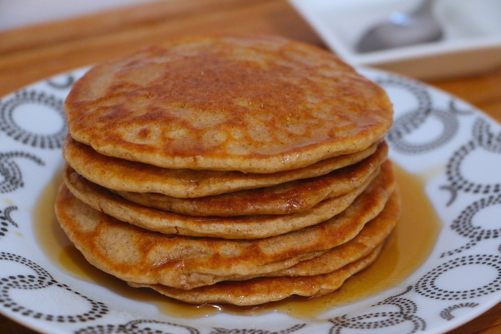 best-whole-wheat-pancakes