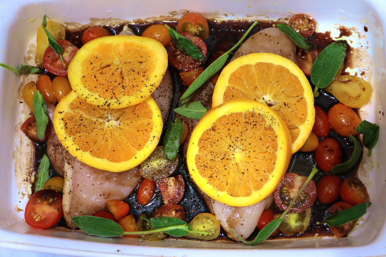 Orange And Balsamic Chicken Recipes — Dishmaps