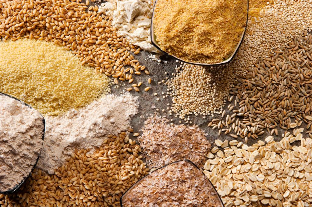 gluten and grains