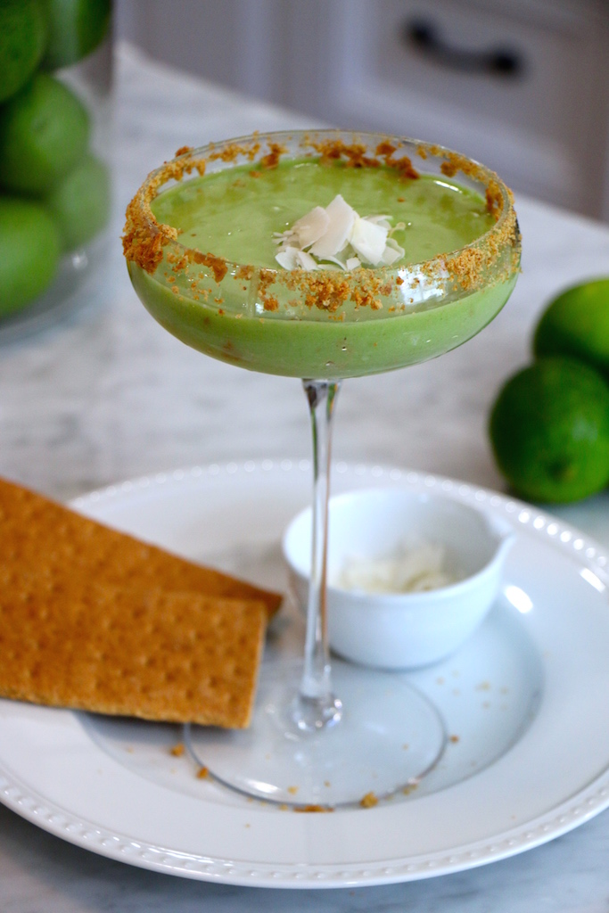 key-lime-smoothie