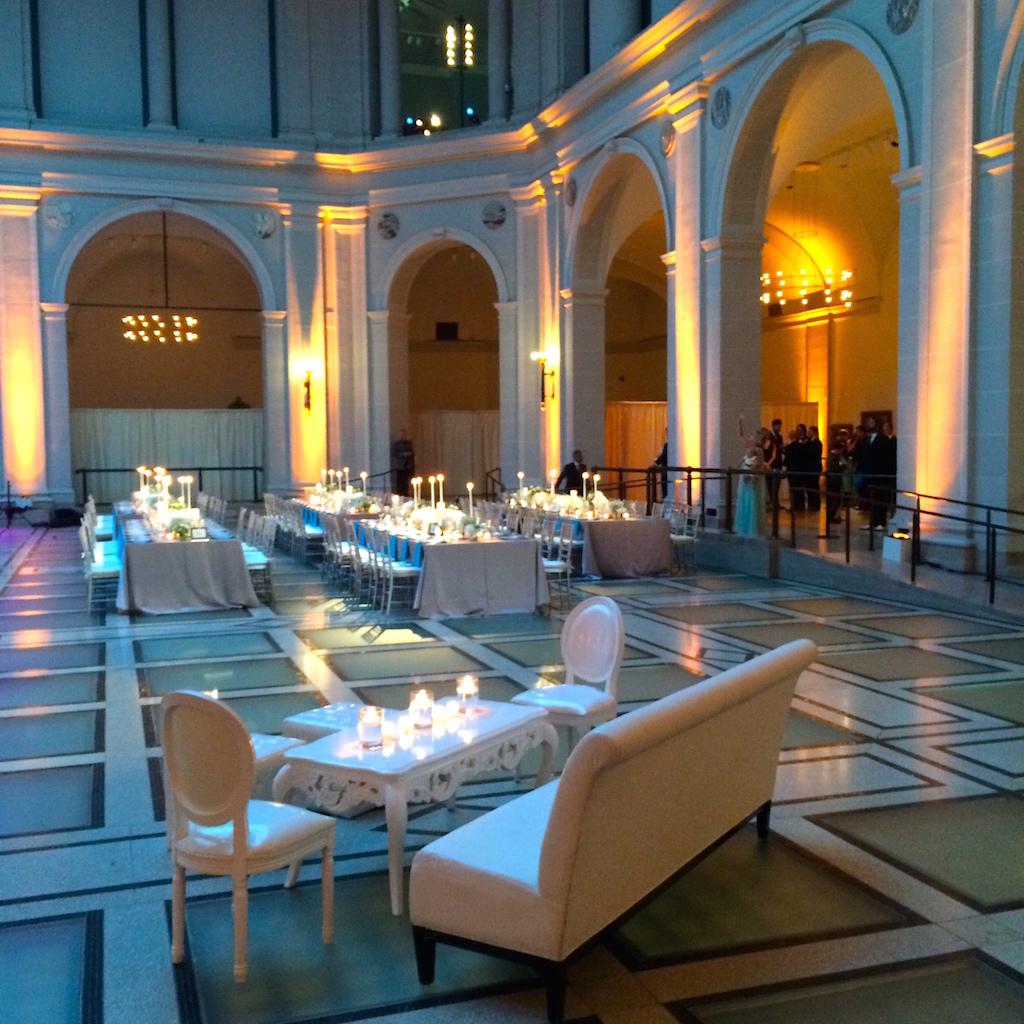 Brooklyn Museum Wedding
