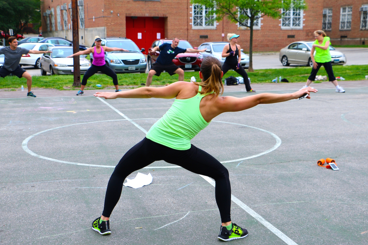 A Total Body Bridal Bootcamp - Whitney E. RD