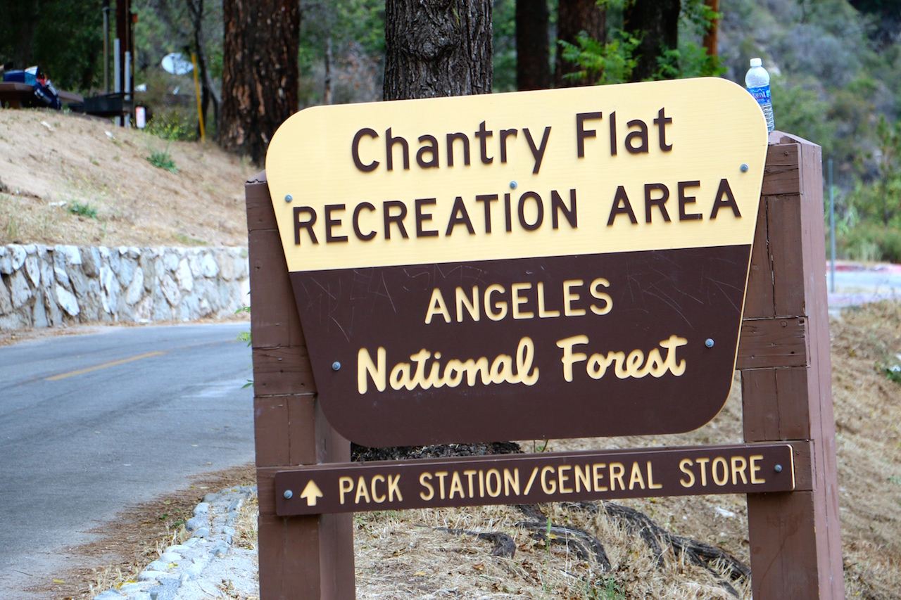 chantry-flat-area