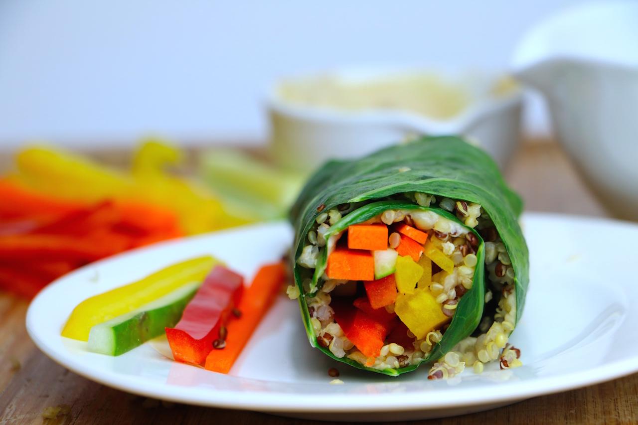 collard-green-quinoa-veggies-roll-up