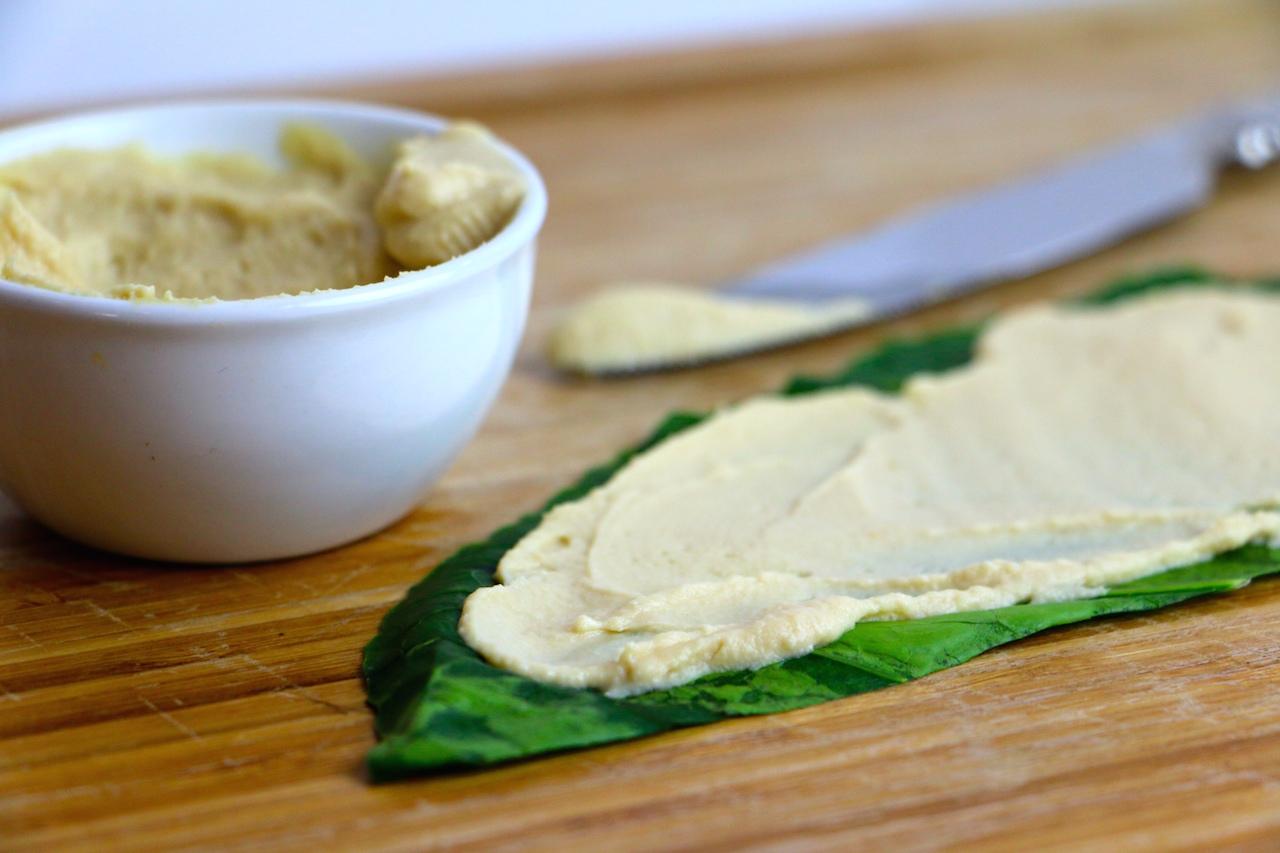 hummus-veggie-wrap