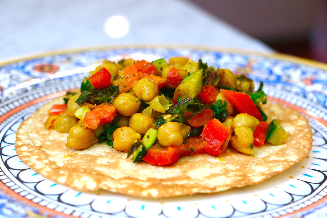 easy-healthy-chickpea-curry
