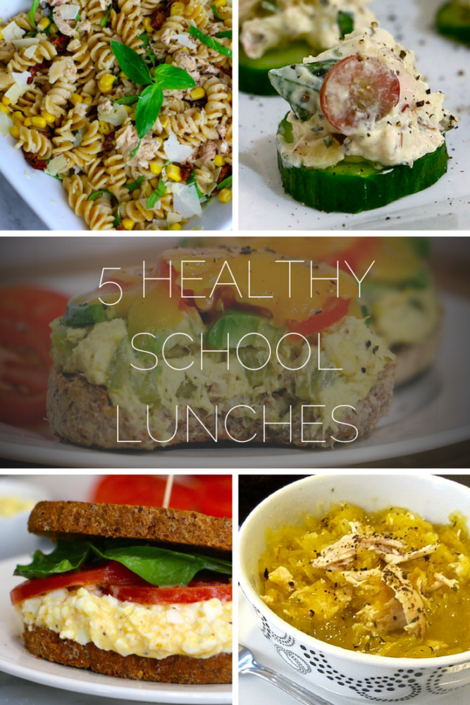 Essay On Healthier Lunches In School