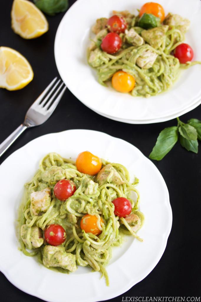 chicken-pesto-pasta