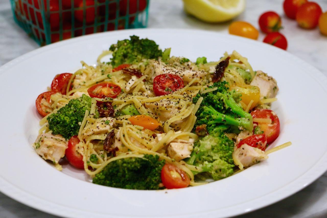 healthy-pasta-primavera