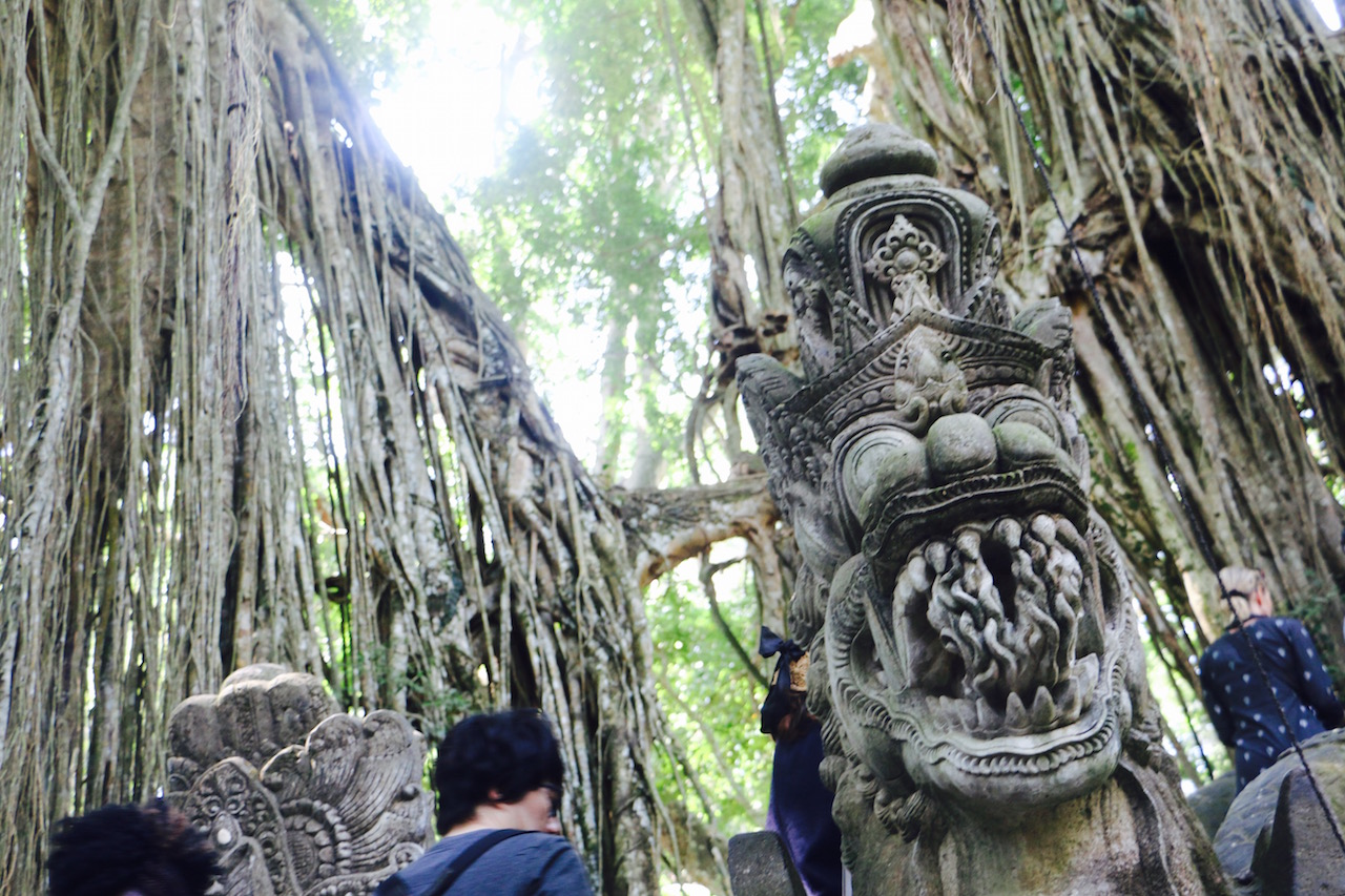 monkey-forest-temple