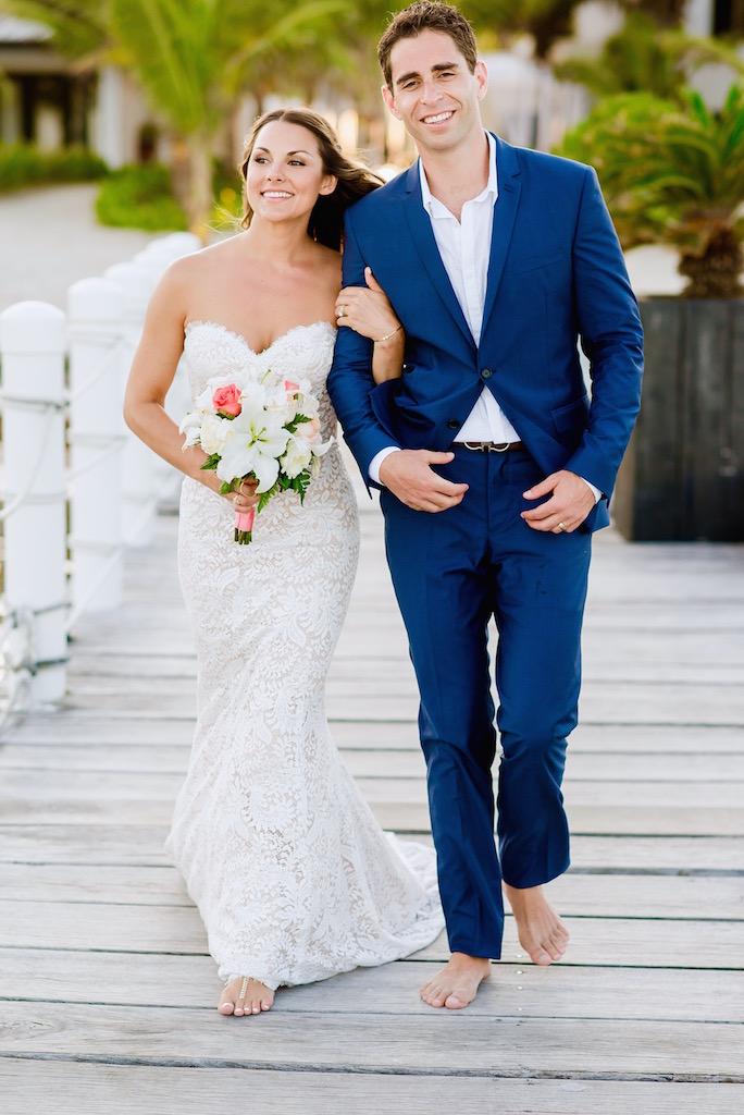 Barefoot Weddings | Diy Barefoot Sandals For A Beach Wedding