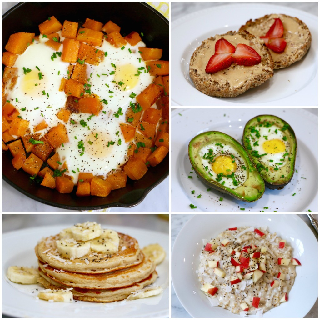 5 Protein Packed Breakfasts