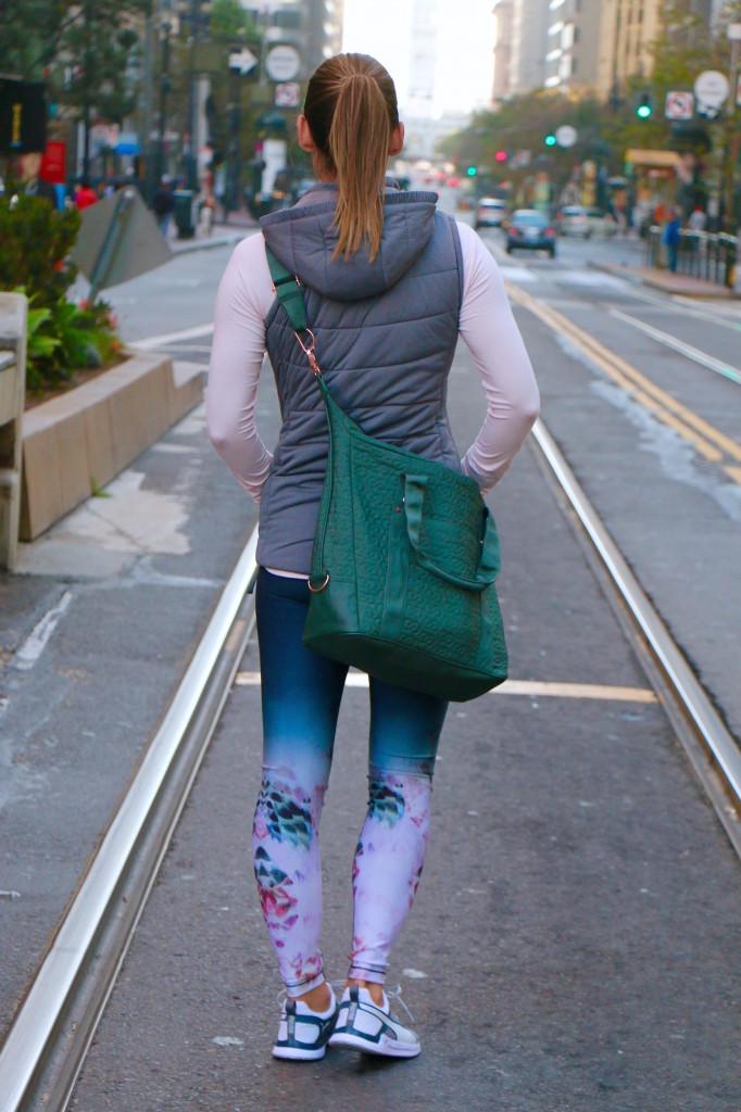 CALIA by Carrie printed leggings