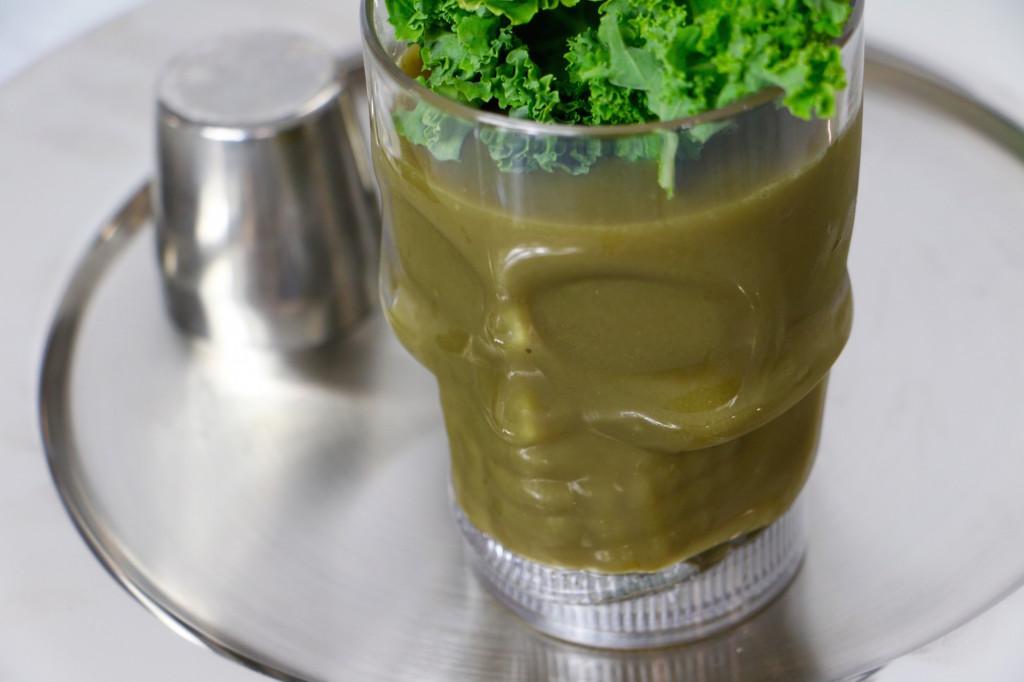 Goblin Guts + More Healthy Halloween Drink Ideas