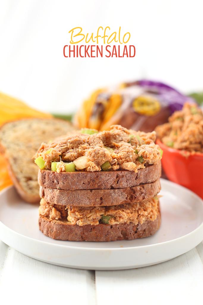 Buffalo-Chicken-Salad