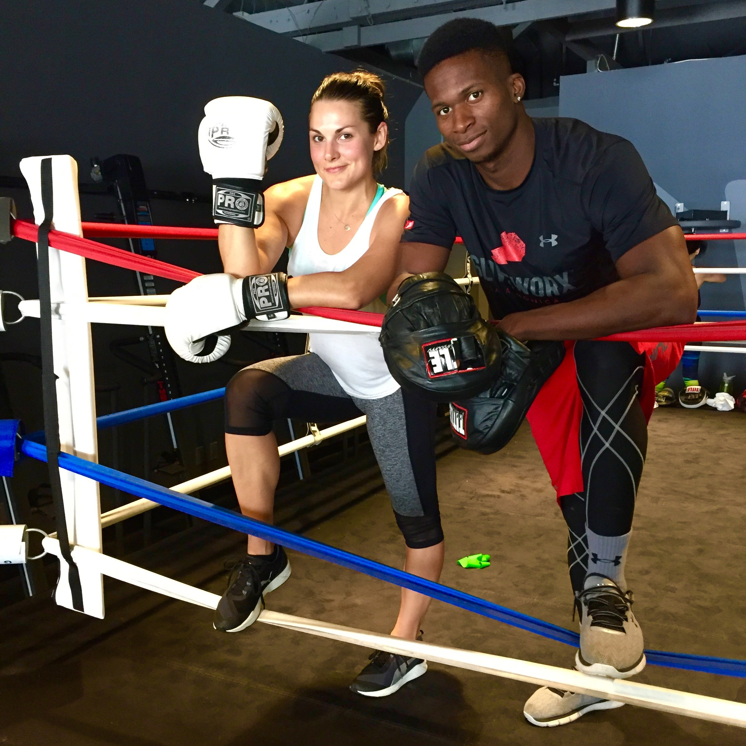 Become A Knockout: LA's Latest Fitness Trend