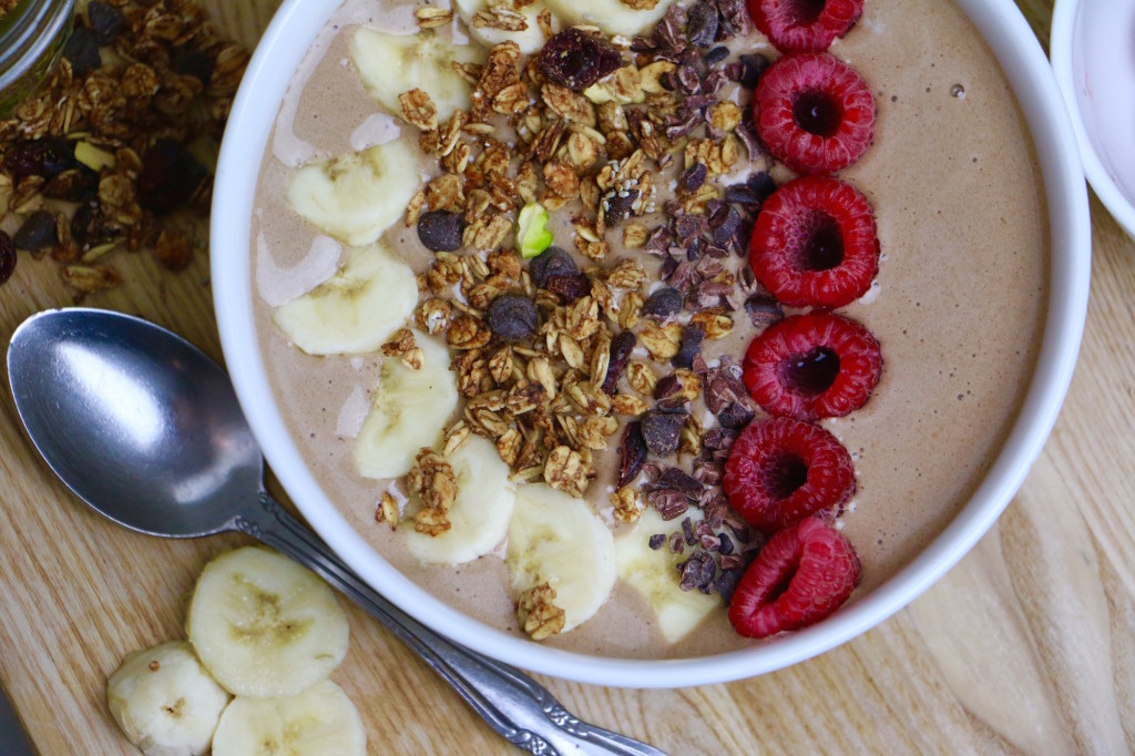 Maca Smoothie Bowl Recipe