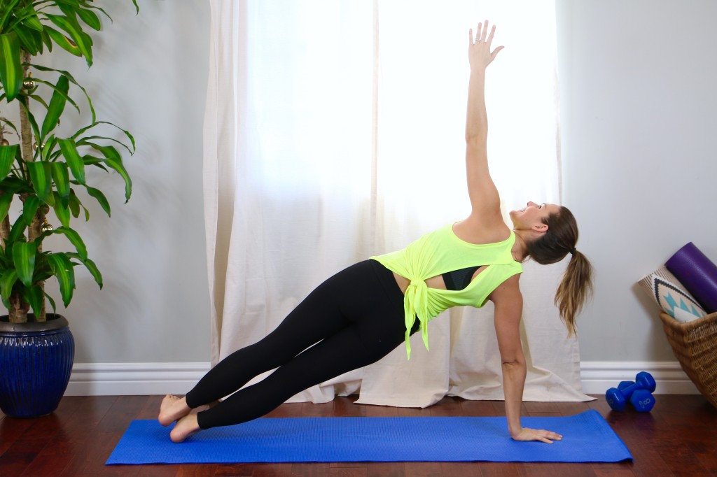 7 Minute Total Body HIIT Workout Video