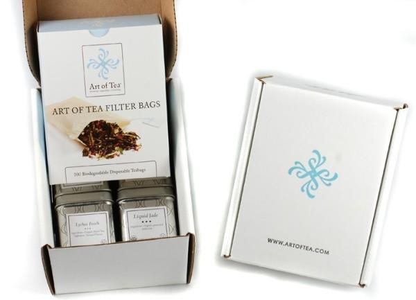 Art of Tea Holiday Sampler