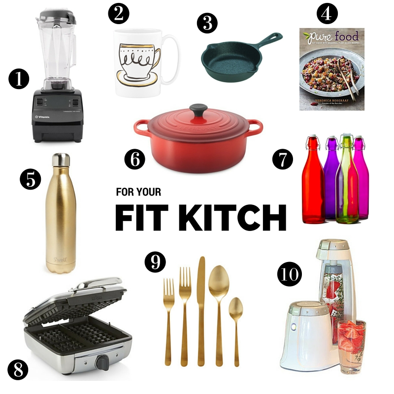 Healthy Kitchen Gift Guide