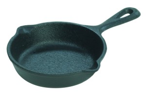 Healthy Kitchen Gifts - Mini Cast Iron Skillet
