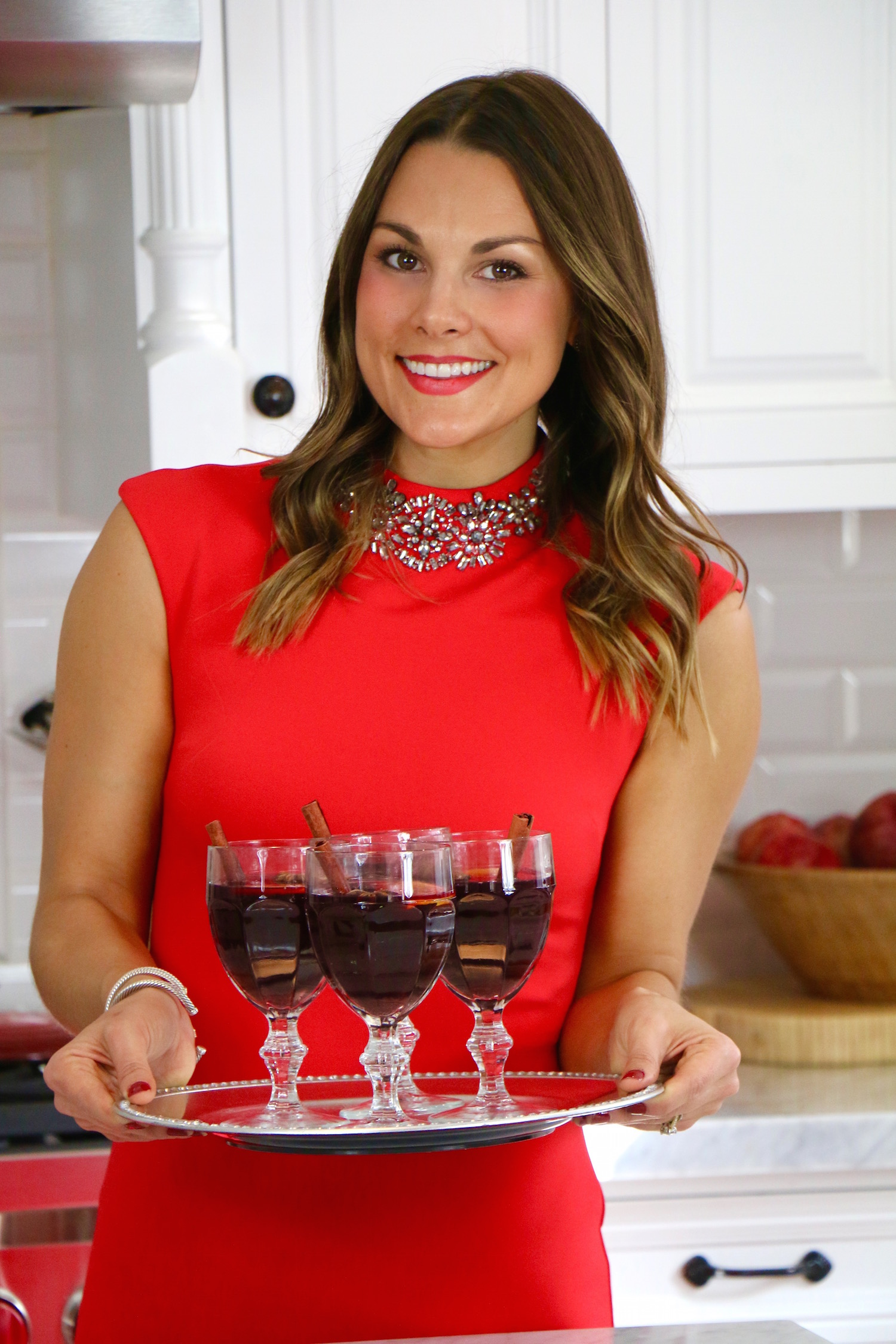 Whitney English - Healthy Holiday Cocktails